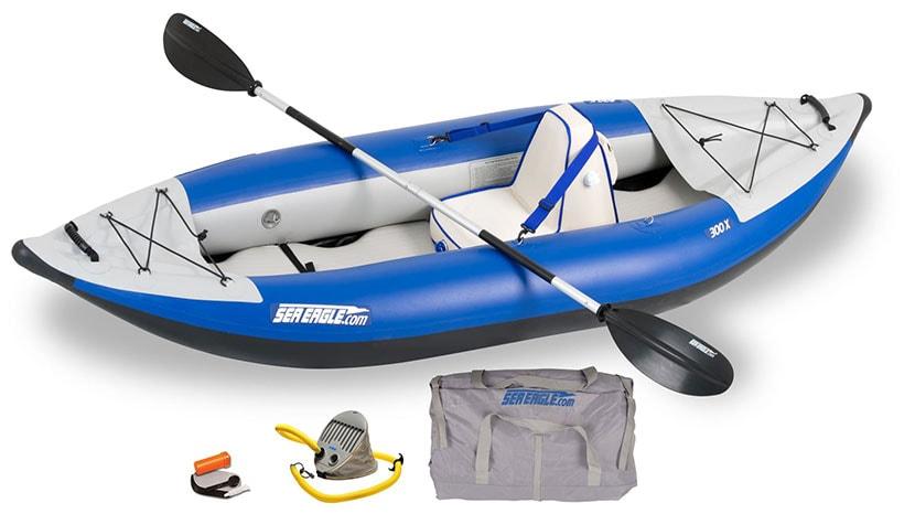Sea Eagle 300x Explorer Inflatable Kayak