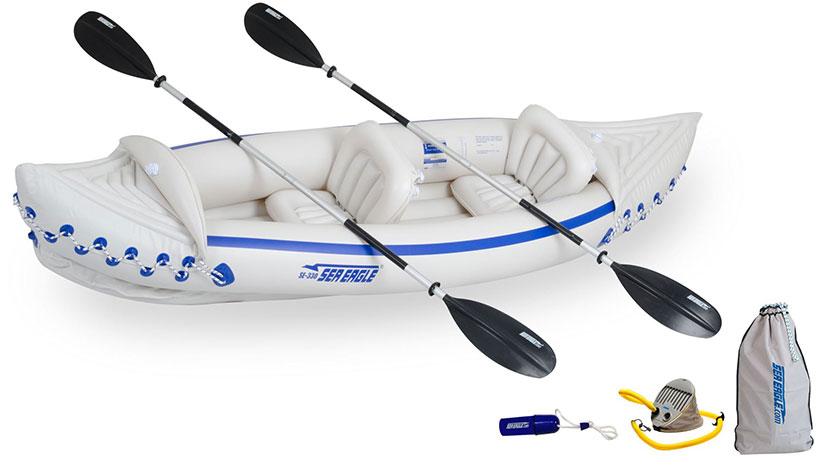 Sea Eagle Inflatable Kayak 330 Inflatable Kayak