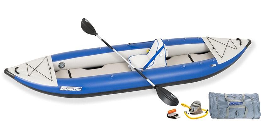 Sea Eagle 380x Explorer Inflatable Kayak