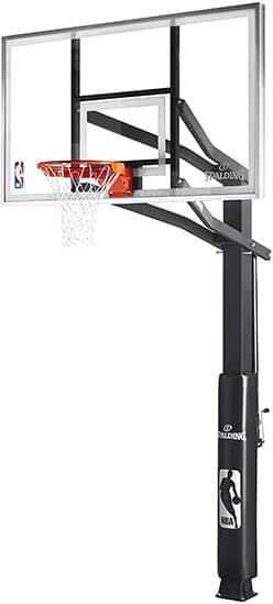 Spalding 888 In Ground Basketball Hoop