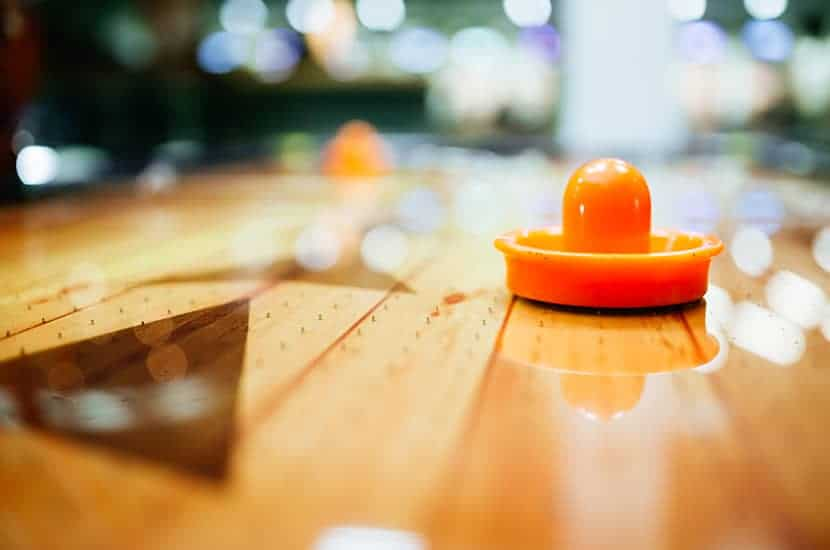 Top Tips For Air Hockey